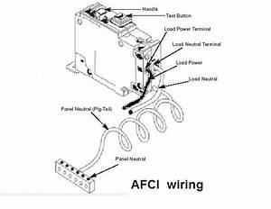the diy electrician part 7 how to install an afci breaker With wiring a breaker