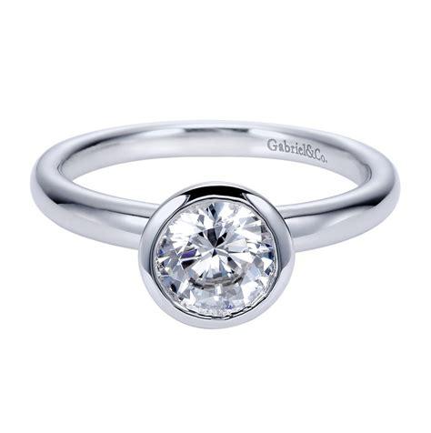 gabriel platinum contemporary engagement ring er8077ptjjj tq diamonds