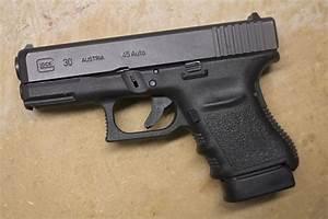 Glock 30 Gen3 45 ACP Police Trade-ins (Good Condition ...