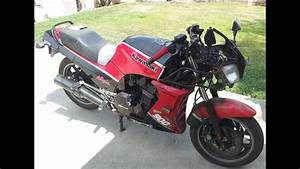 Billsninja 1985 Kawasaki Gpz 900 Ninja First Start In 22