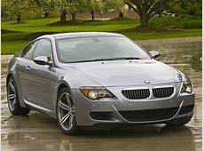 BMW 6 Series Coupe E63 2007, 2008, 2009, 2010, 2011