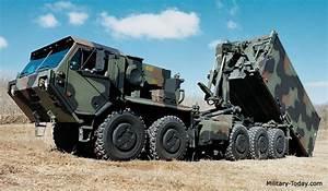 Oshkosh PLS Heavy High Mobility Truck | Military-Today.com