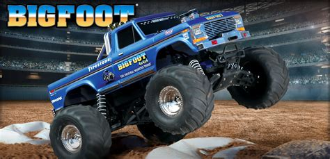 all bigfoot monster trucks bigfoot the original monster truck 36034 1