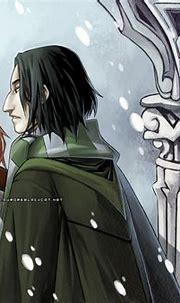Severus&Lily - Severus Snape Fan Art (6394424) - Fanpop