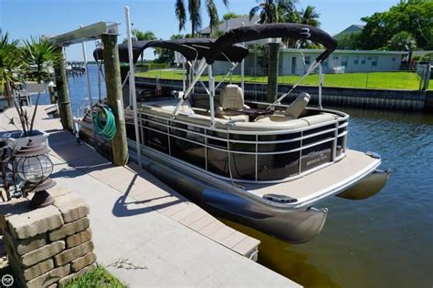2013 Bennington Pontoon For Sale by 2013 Used Bennington 2575 Rcw Pontoon Boat For Sale