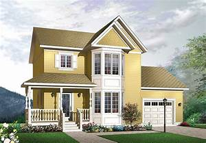 Delightful Traditional Home Plan
