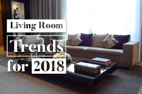 Living Ideas For Living Rooms Trends 2018