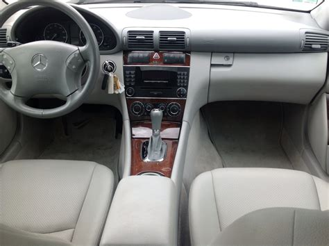 Gas mileage, engine, performance, warranty, equipment and more. 2007 Mercedes-Benz C-Class - Interior Pictures - CarGurus