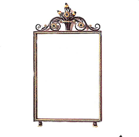 Wrought Iron Bathroom Mirror by Wrought Iron Mirrors Mirror Canada Bathroom Ideas Wall