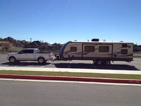 travel trailer towing with ecoboost page 2
