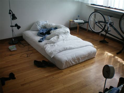 The Floor Beds by The Unmade Bed A Tale Between Two Sheets Written By