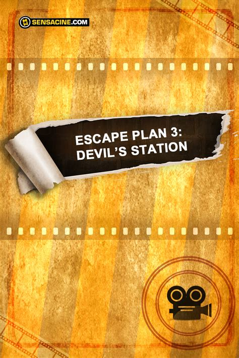 escape plan  extractors pelicula  sensacinecom