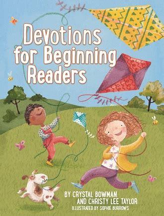 devotions for preschoolers devotions for beginning readers christian children s authors 579