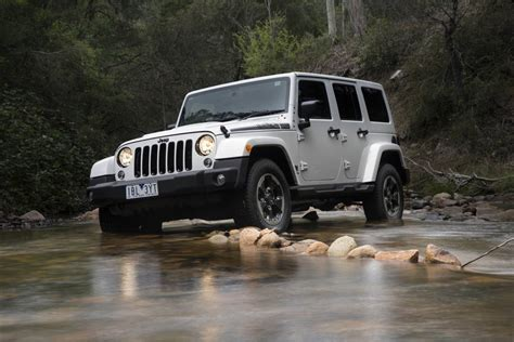 Jeep Wrangler Polar Edition Arrives For Winter