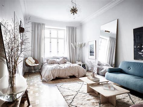15 stylish ways to decorate a studio apartment