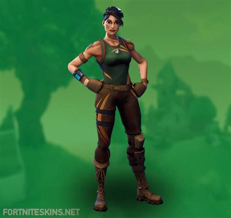 Jungle Scout  Fortnite Outfits Pinterest