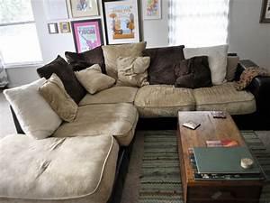 Comfortable sectional sofa guest picks 20 stylish for Big comfortable sectional sofa