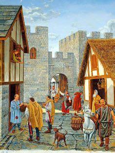 medieval village middle ages medieval renaissance