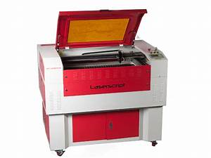 LS 6090 PRO Edition Laser Cutter Laser engraving and