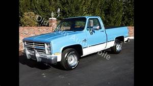 1987 Chevy Silverado Short Bed For Sale Old Town