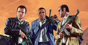 Grand Theft Auto V - Protagonists / Characters - TV Tropes