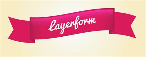 create a ribbon in adobe illustrator layerform design co