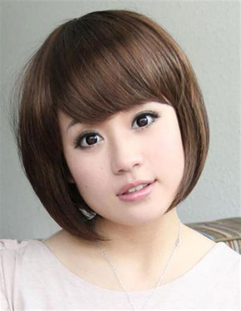 hairstyle   chubby asian face hair pic hair styles   short hair styles