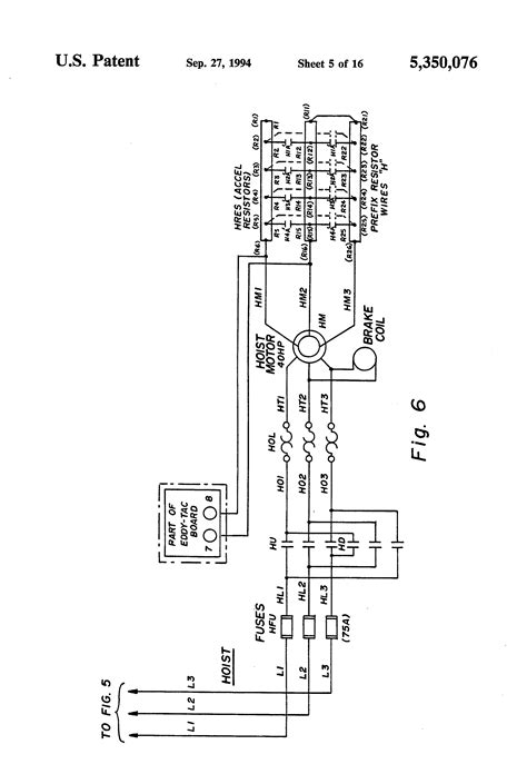 demag hoist wiring diagram overhead crane inside for
