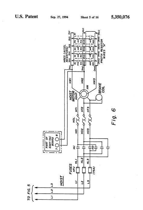 demag hoist wiring diagram overhead crane inside for