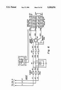 Patent Us5350076 - Bridge Crane Electric Motor Control System