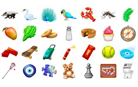 The Next Big Batch Of New Emoji Just Got A Release Date