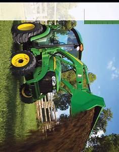 John Deere 3032e  3720  3038e  3520  3005  3320 User Manual