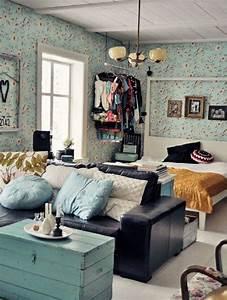 Erste Wohnung Einrichten : einzimmerwohnung einrichten tolle und praktische einrichtungstipps wohnung pinterest ~ Orissabook.com Haus und Dekorationen