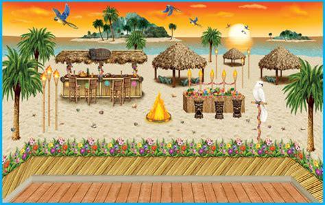 Scene Setters, Party Backdrops, Backgrounds & Props