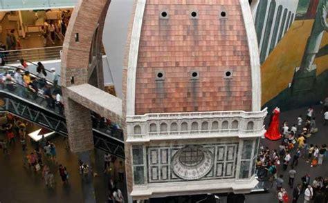 cupola a padiglione florence in shanghai foto giorno corriere fiorentino