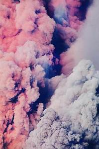 purple smoke on Tumblr