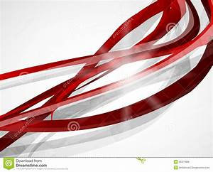 Abstract Red Lines Vector Background Royalty Free Stock ...