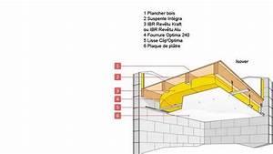 Isolation Phonique Plancher Bois Existant : isolation acoustique du plancher des combles ~ Edinachiropracticcenter.com Idées de Décoration