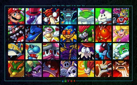 Static E By Zeromayhem Super Mario Rpg Legend Of The