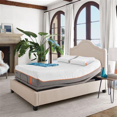 temperpedic adjustable bed tempur ergo plus adjustable bed base