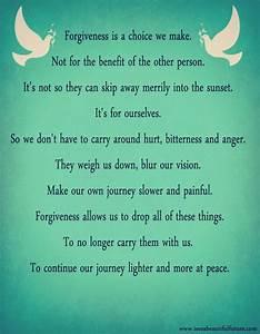 Forgiveness Quo... Forgiving Relationship Quotes