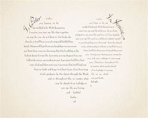 25 best wedding vows images on pinterest happy wedding With non traditional wedding vows