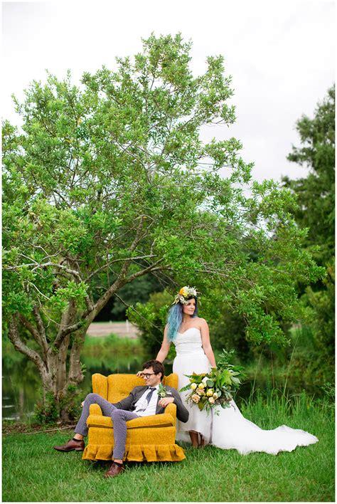 whimsical boho botanical wedding inspiration