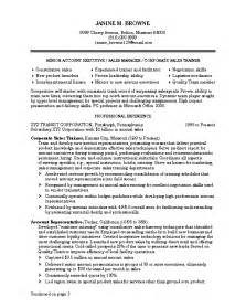 best resume format for sales professionals organizations resume writing and resume sles by abilities enhanced to boost career success
