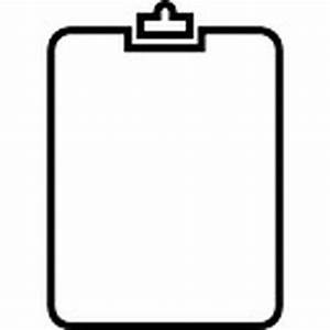 Clipboard outline Icons | Free Download