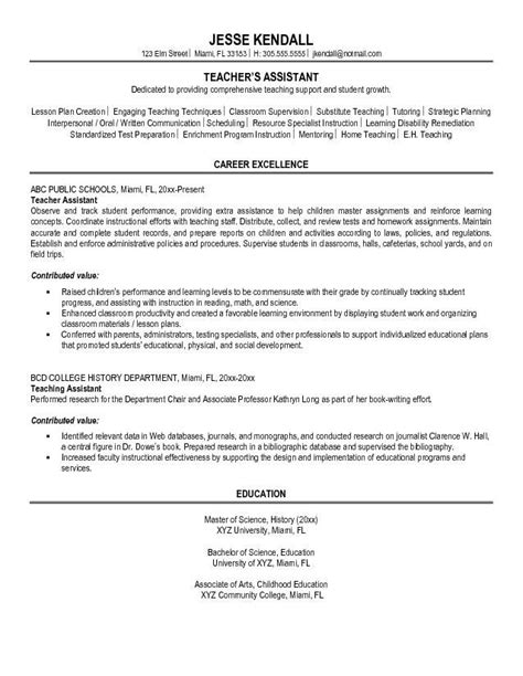 Personal Assistant Objectives Exles by Assistant Resume Sle Assistant