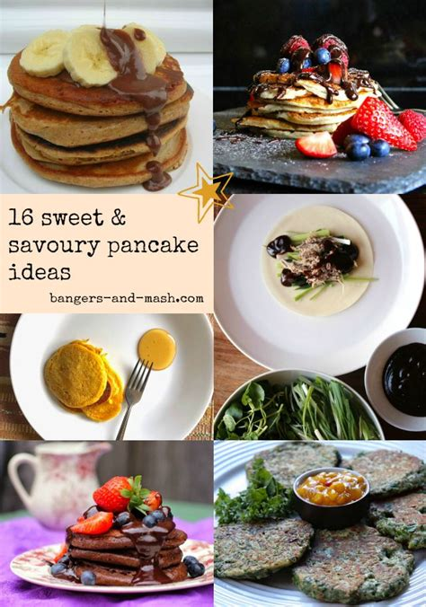 sweet pancake recipe ideas food bloggers favourite pancake recipes sweet and savoury healthy and naughty family