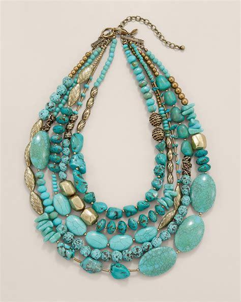 Chicos jewelry necklaces - beautifulearthja.com