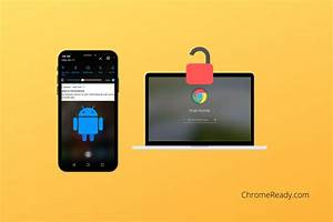 How To Unlock Your Chromebook With Your Android Phone