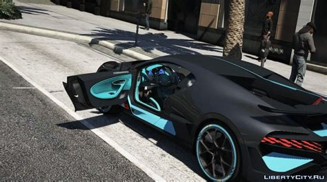 bugatti divo  add    gta